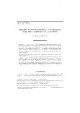 Exactitude relative modulo une application polynomiale et actions algébriques de $(\mathbb {C}^p , +)$