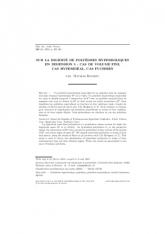 Sur la rigidité de polyèdres hyperboliques en dimension$3$: cas de volume fini, cashyperidéal, casfuchsien