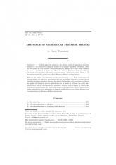 Le champ des faisceaux pervers microlocaux