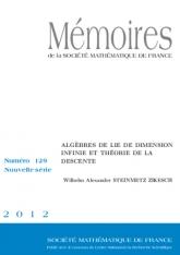 Algèbres de Lie de dimension infinie et théorie de la descente