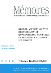 Global aspects of the reducibility of quasiperiodic cocycles in semisimple compact Lie groups