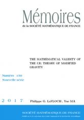 Validité mathématique de la théorie $f(R)$ de la gravité modifiée