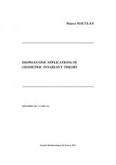 Applications diophantiennes de la théorie géométrique des invariants