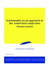 O-minimalité comme approche à la conjecture d'André-Oort