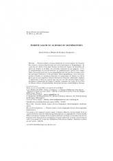 Évariste Galois ou le roman du mathématicien (numéro spécial «E. Galois»)