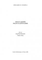 Singularités franco-japonaises