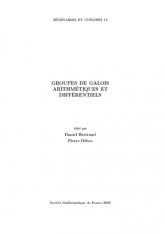 GroupesdeGalois arithmétiques et différentiels. Actes du colloque du CIRM (Luminy, 8–13 Mars 2004)