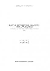 Équations aux dérivées partielles et applications. Actes de l'école du CIMPA, Lanzhou, 2004