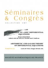 Une invitation aux équations différentielles p-adiques