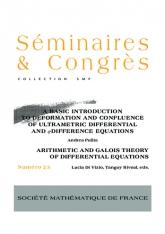 Introduction de base à la déformation et confluence des équations différentielles ultramétriques et aux $q$-différences
