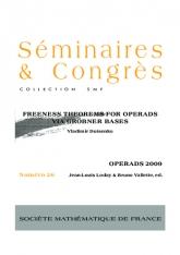 Théorèmes sur la liberté de certaines opérades par les bases de Gröbner