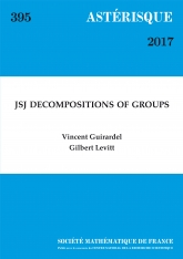 Decompositions JSJ des groupes