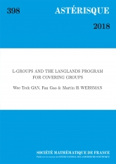 L-groupes et le programme de Langlands pour les revêtements de groupes reductifs