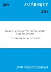 Équivalence des deux homologie de Seiberg-Witten Floer