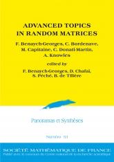Thèmes avancés en matrices aléatoires
