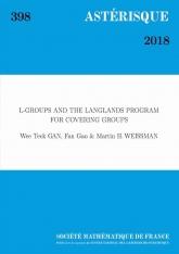 L-groupes et le programme de Langlands pour les revêtements de groupes réductifs: une introduction historique