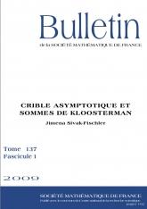 Bulletin tome 146 fascicule 2
