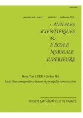Correspondances thêta locales entre les représentations supercuspidales