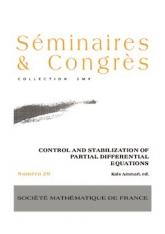 Stabilisation et contrôle des équations aux dérivées partielles