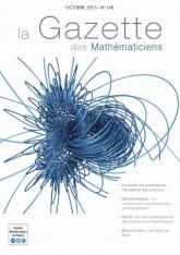 La Gazette des mathématiciens 146 (octobre 2015)