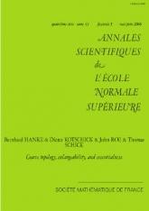 Topologie à grande échelle, agrandissabilité et non-annulation en homologie