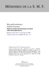 Cohomologie modérée et formelle associée aux faisceaux constructibles