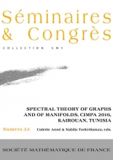 Spectral theory of graphs and of manifolds - CIMPA 2016, Kairouan, Tunisia