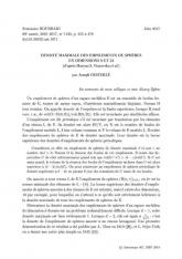 Exposé Bourbaki 1133 : Densité maximale des empilements de sphères en dimensions 8 et 24 d'après Maryna S. Viazovska $et\ al$.