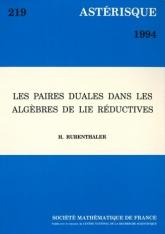Les paires duales dans les algèbres de Lie réductives