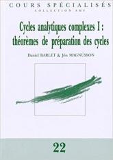 Cycles analytiques complexes I: théorèmes de préparation des cycles