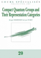 Compact quantum groups and Their Representation Categories