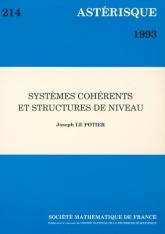 Systèmes cohérents et structures de niveau