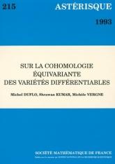 Sur la cohomologie équivariante des variétés différentiables