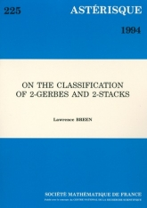 On the classification of $2$-gerbes and $2$-stacks
