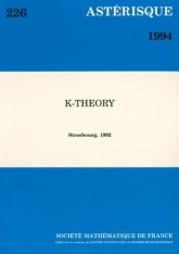 $K$-Theory (Strasbourg, 1992)
