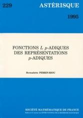 Fonctions Lp-adiques des fonctions p-adiques