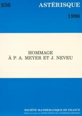 Hommage à P.A. Meyer et J. Neveu