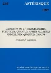 Geometry of $q$-Hypergeometric Functions, QuantumAffineAlgebras and EllipticQuantumGroups
