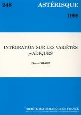 Intégration sur les variétés $p$-adiques