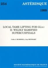 Changement de base local modéré pour $GL(n)$ II: représentations supercuspidales sauvages