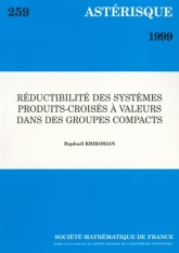 Réductibilité des systèmes produits-croisés à valeurs dans des groupes compacts