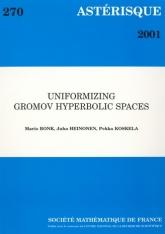 Uniformisation des espaces hyperboliques de Gromov