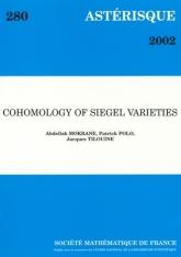 Cohomologie des variétés de Siegel