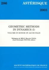 Méthodes géométriques en dynamique (I) Volume en l'honneur de Jacob Palis