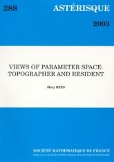 Points de vue sur l'espace de paramètres: le topographe et le résident