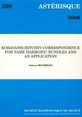 La correspondance de Kobayashi-Hitchin pour les fibrés harmoniques modérés et une application