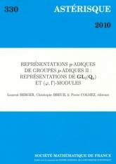 Représentations $p$-adiques de groupes $p$-adiques II: Représentations de $\mathbf {GL}_2(\mathbf {Q}_p)$ et $(\varphi ,\Gamma )$-modules