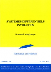 Systèmes différentiels involutifs