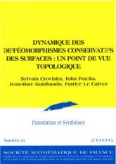 Dynamique des difféomorphismes conservatifs des surfaces: un point de vue topologique