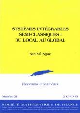 Systèmes intégrables semi-classiques: du local au global